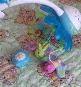 Детская игрушка в кровать