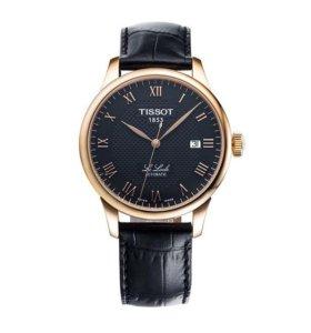 Новые швейцарские механические часы Tissot