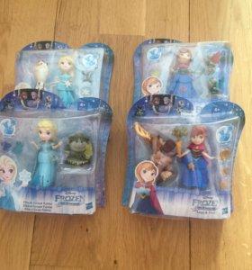 Frozen little kingdom