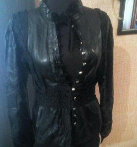 Новая куртка. 42