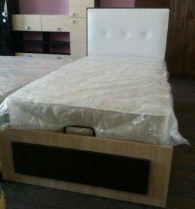 Кровать новая190*93