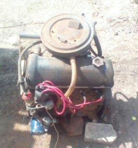 Двигатель воз 21011