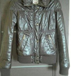Куртка утеплённая бершка
