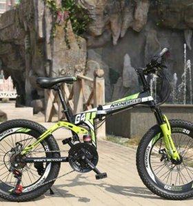 Велосипед G4
