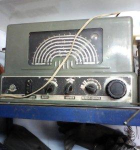 Радиоприёмник ТПС-58