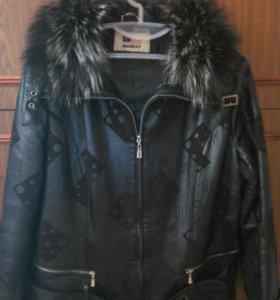 Продам куртку 52 размера!!!