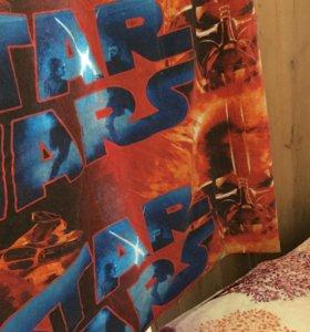 Детское белье Star Wars 1,5-спальное