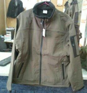 Водонепроницаемая куртка MFH