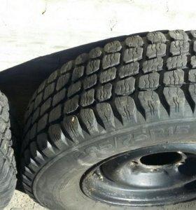 Колеса на уаз 235/75 R15