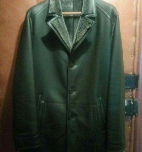 Дубленка пиджак