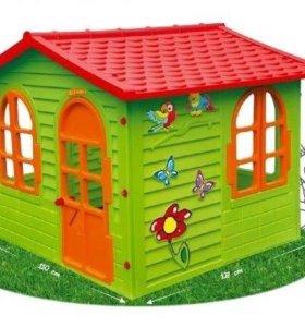 Новый игровой домик Вилла 10425
