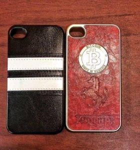 Чехлы iphone 4,4s