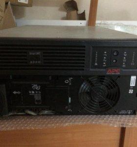 2 ибп APC 3000