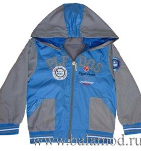 Куртка (ветровка) новая