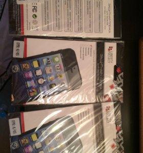 Пленки для iPhone 4/4s