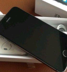 Новый Apple iPhone 5s на 16 гб