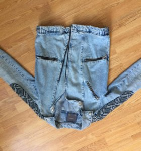 Касуха джинсовая