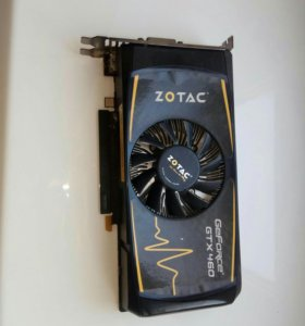 Zotac GeForce GTX 460