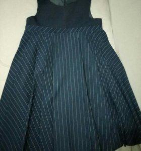Платье на девочку40-42 р.
