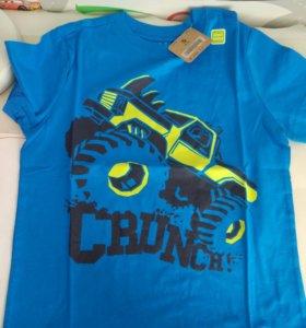 Новая с биркой футболка Крейзи8 США