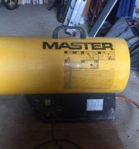 Тепловая газовая пушка MASTER BLP 53M