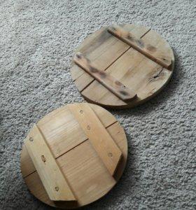 Крышка для деревянной кадки