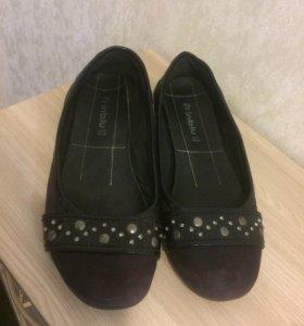 Обувь женская балетки