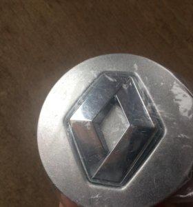 Колпачки ступицы колеса Renault