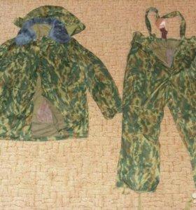 Костюм зимний армейский (бушлат + штаны)