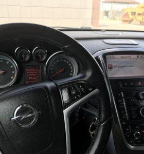 Автомобиль Opel astra turbo 1.6