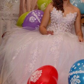 Свадебное платье на прокат или продажа.