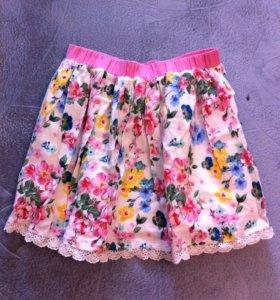 Турецкая новая юбка для девочки