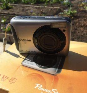 Фотоаппарат Canon powershot a490