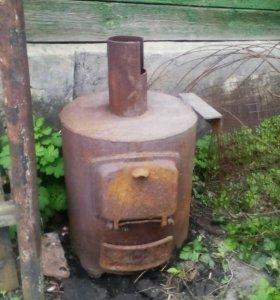Печка буржуйка торг уместен