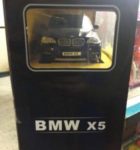 Модель BMW X5 1/18, радиоуправление