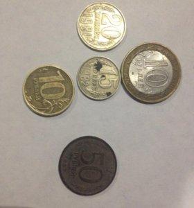 Монеты даром