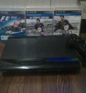 PlayStation 3 и 30 игр