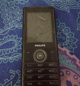 Мобильный телефон PHILIPS XENIUM