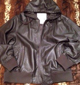 Куртка кожа 54 размер