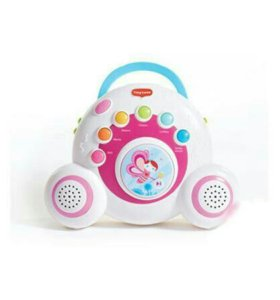 Мобиль Tiny Love Бумбокс розовый