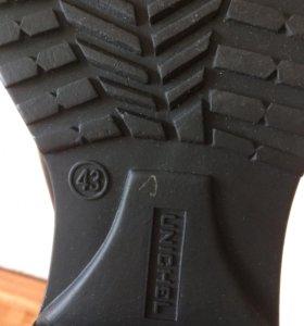 Мужские зимние ботинки новые 43 размер