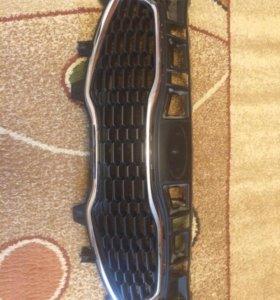 Решетка радиатора на KIA CEED