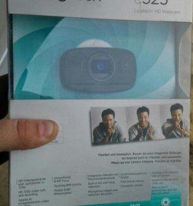 Веб-камера 8mpx Logitech HD Новый