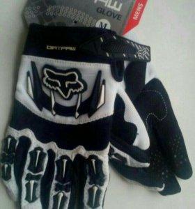 Перчатки Fox