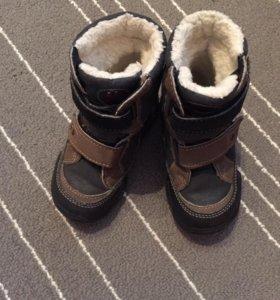 Зимние ботиночки Pepino