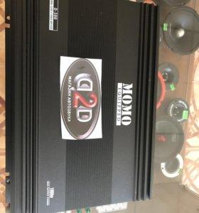 Новый моноблок Momo d500(1000wat)