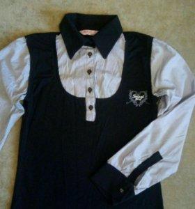 Блузка к школе новая 160-165