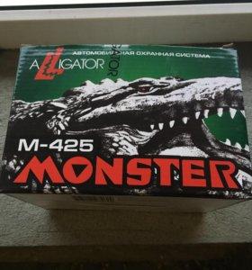 Сигнализация Alligator M-425