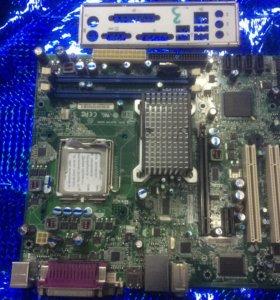 Intel DG41TY (s775)