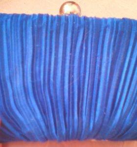 Клач( синий) ТОРГ